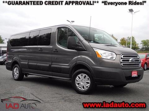 2016 Ford Transit Wagon for sale in Laurel, MD