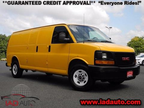 2012 GMC Savana Cargo for sale in Laurel, MD