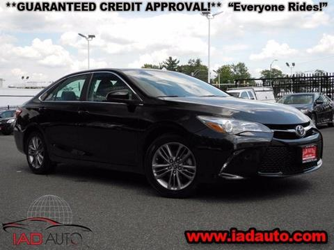 2016 Toyota Camry for sale in Laurel, MD