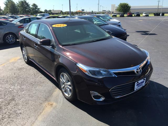 2015 toyota avalon xle touring 4dr sedan in jonesboro ar bayird pre owned supercenter. Black Bedroom Furniture Sets. Home Design Ideas