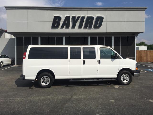 2014 Chevrolet Express Passenger Lt 3500 3dr Extended