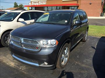 2013 Dodge Durango for sale in Jonesboro, AR