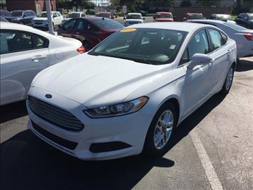 2016 Ford Fusion for sale in Jonesboro, AR