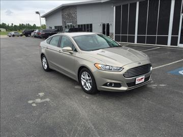 2015 Ford Fusion for sale in Paragould, AR