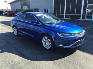 2015 Chrysler 200 for sale in Paragould, AR