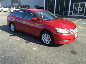 2014 Nissan Sentra for sale in Paragould, AR