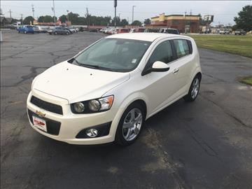 2015 Chevrolet Sonic for sale in Jonesboro, AR
