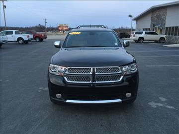 2013 Dodge Durango for sale in Paragould, AR