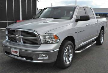 2012 RAM Ram Pickup 1500 for sale in Jonesboro, AR