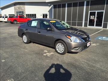2015 Nissan Versa for sale in Paragould, AR