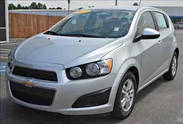 2015 Chevrolet Sonic for sale in Paragould, AR