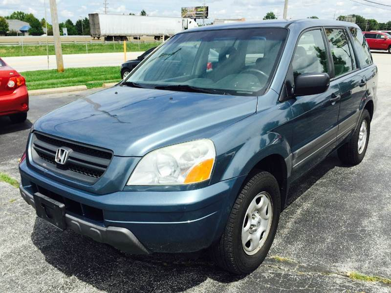 2005 honda pilot lx 4wd 4dr suv in st charles mo planet