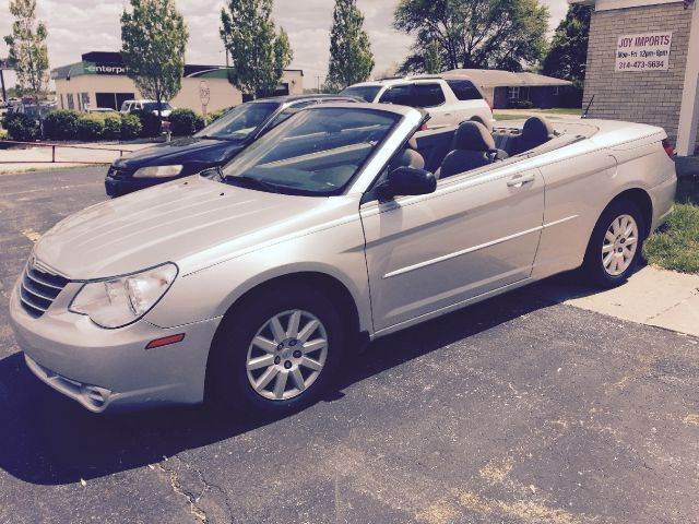 Chrysler sebring for sale in missouri for Planet motors st charles mo