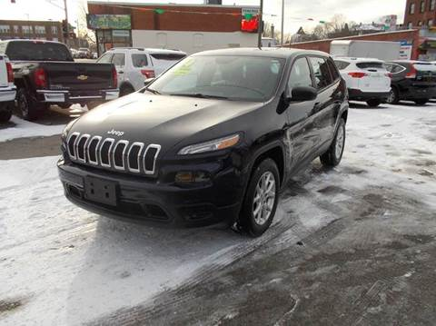 2014 Jeep Cherokee for sale in Worcester, MA