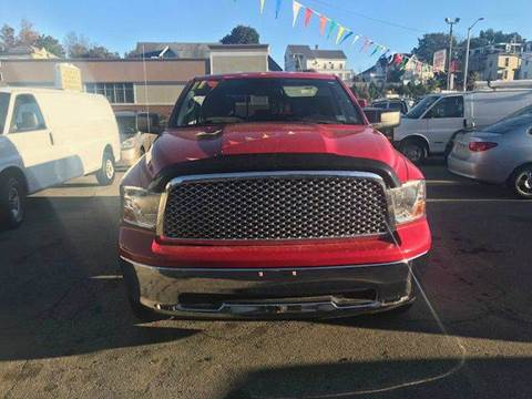 2011 RAM Ram Pickup 1500 for sale in Worcester, MA