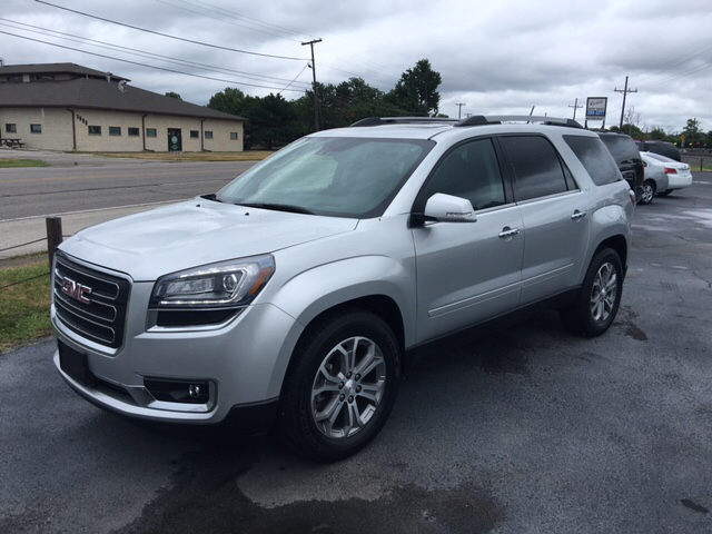 2015 gmc acadia slt 2 awd 4dr suv in muncie in ryans auto sales. Black Bedroom Furniture Sets. Home Design Ideas