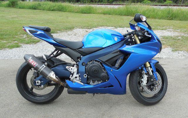 2011 Suzuki GSX