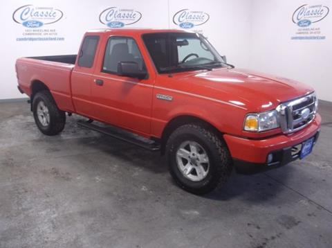 2006 Ford Ranger for sale in Cambridge, OH