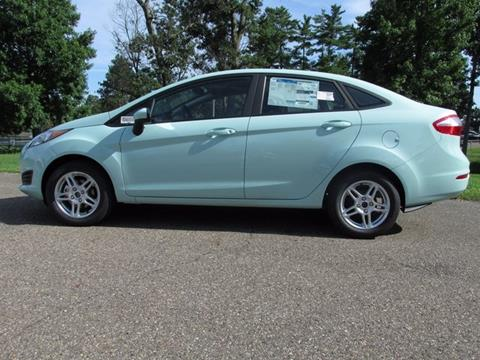 2017 Ford Fiesta for sale in Cambridge, OH