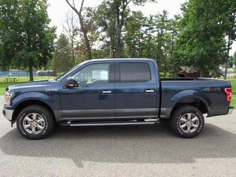 2018 Ford F-150 for sale in Cambridge, OH