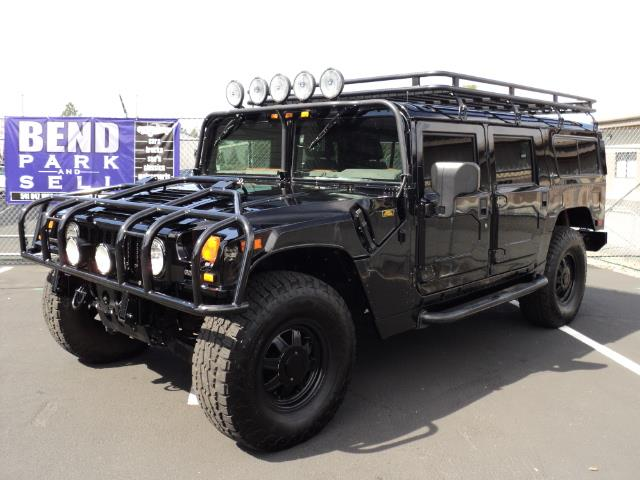 Hummer H1 For Sale In California   Big Car
