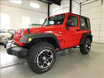2016 Jeep Wrangler for sale in Bend, OR