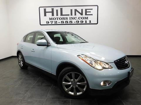 2011 Infiniti EX35 for sale in Carrollton, TX