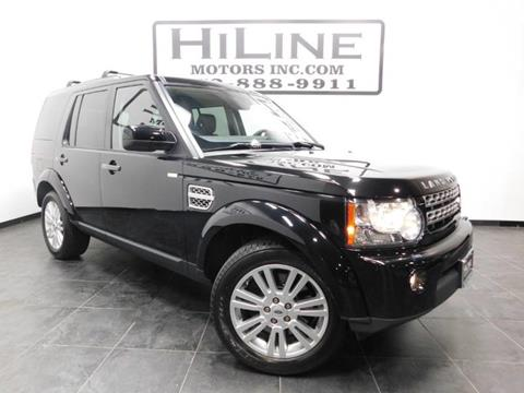 2011 Land Rover LR4 for sale in Carrollton, TX