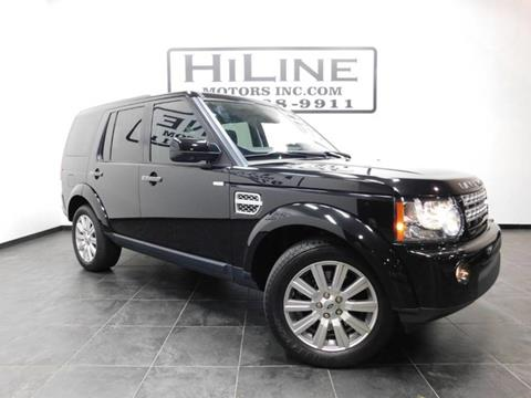 2013 Land Rover LR4 for sale in Carrollton, TX