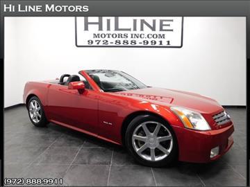 2004 Cadillac XLR for sale in Carrollton, TX