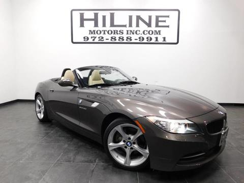 2011 BMW Z4 for sale in Carrollton, TX