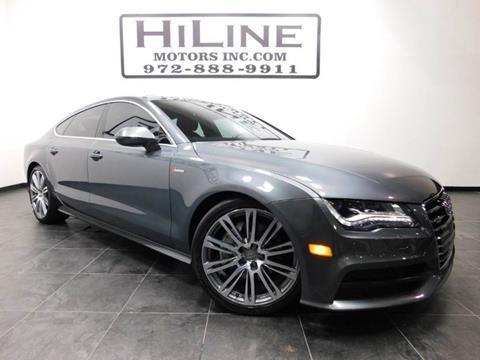 2013 Audi A7 for sale in Carrollton, TX