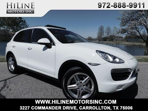 2014 Porsche Cayenne for sale in Carrollton, TX