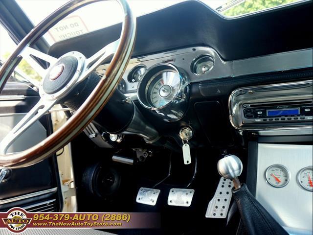 1967 Shelby GT500 Shelby GT500E 'Eleanor' - Fort Lauderdale FL