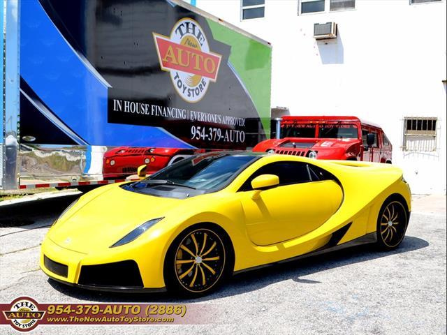 2017 Replica/Kit Spano GTA  - Fort Lauderdale FL