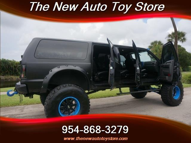 2001 Ford Excursion Limited 2WD 4dr SUV - Fort Lauderdale FL