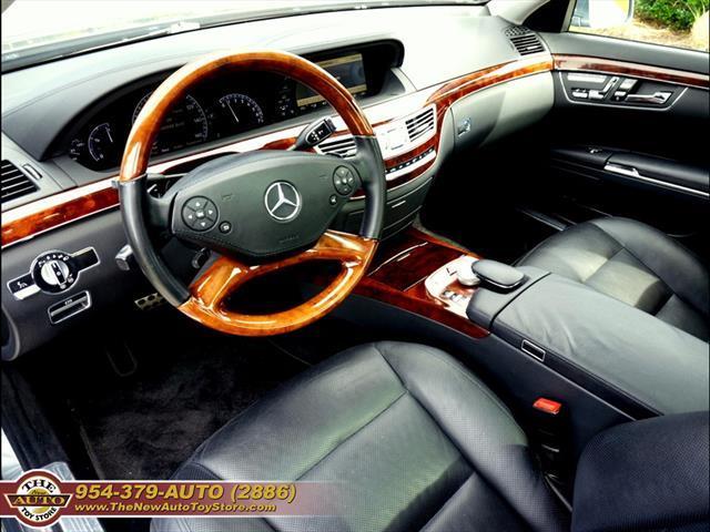 2010 Mercedes-Benz S-Class S550 4dr Sedan - Fort Lauderdale FL