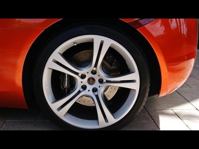 2012 McLaren MP4-12C 2dr Coupe - Fort Lauderdale FL