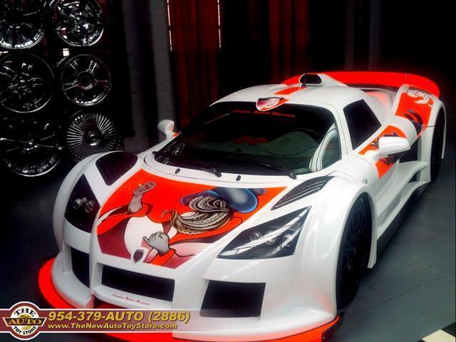 2010 Gumpert Apollo GT - Number 28 of 36 - Fort Lauderdale FL
