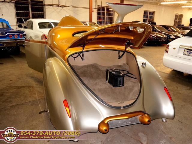 1939 Lincoln Zephyr  - Fort Lauderdale FL