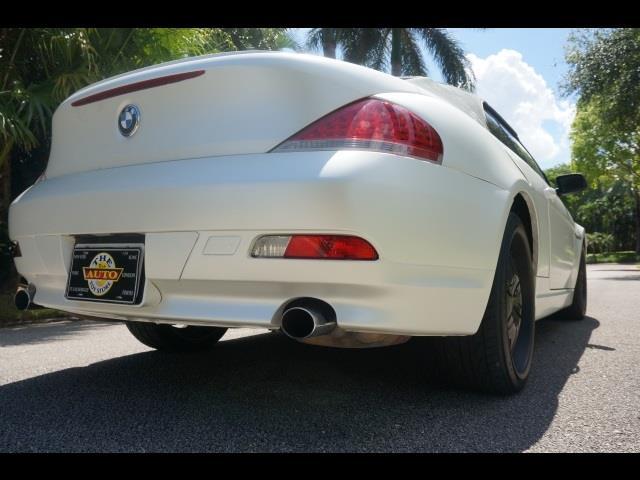 2004 BMW 6 Series 645Ci 2dr Convertible - Fort Lauderdale FL