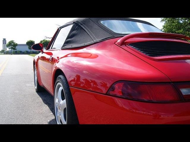 1995 Porsche 911 AWD Carrera 4 2dr Convertible - Fort Lauderdale FL