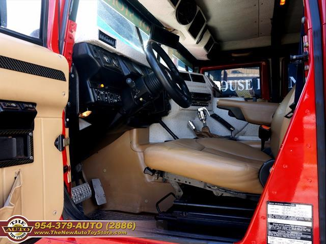 1999 AM General Hummer Open Top AWD 4dr Turbodiesel Convertible - Fort Lauderdale FL