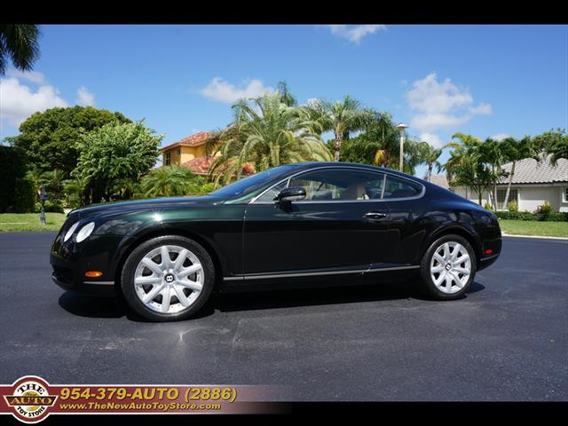 2005 Bentley Continental GT 2dr Turbo Coupe - Fort Lauderdale FL