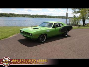 1971 Plymouth Barracuda for sale in Fort Lauderdale, FL