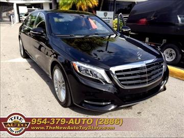 2016 Maybach S600 - European Model for sale in Fort Lauderdale, FL