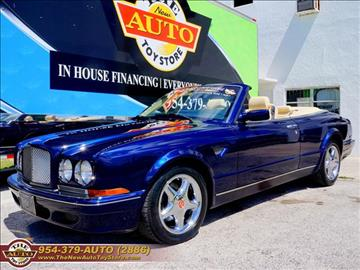 1998 Bentley Azure for sale in Fort Lauderdale, FL