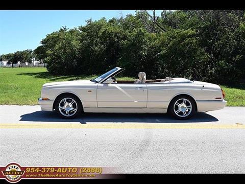 2001 Bentley Azure for sale in Fort Lauderdale, FL