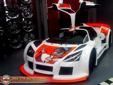 2010 Gumpert Apollo GT