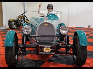 1932 Bugatti Type 54 Replica